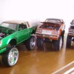 Jada Donk box and bubble Buick Grand National three car set 5