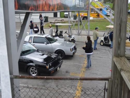 TSO cars pre-race