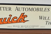 Buick Signs & Car Showboards