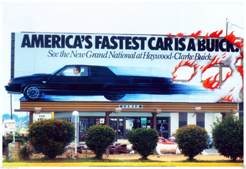 buick billboard