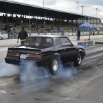 buick grand national burnout 2