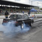 buick grand national burnout 3