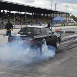 buick grand national burnout 4