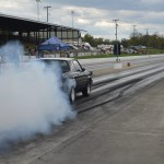 buick grand national burnout 8