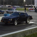 buick grand national burnout at bowling green 1
