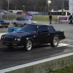 buick grand national burnout at bowling green 2