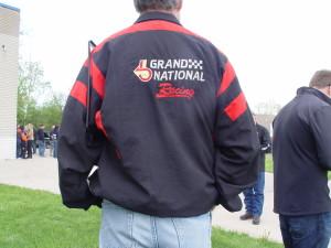 buick grand national racing jacket
