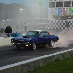 buick gs burnout at beech bend
