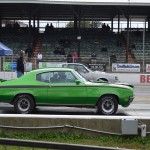 buick gsx at starting line