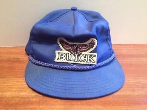 buick hawk hat