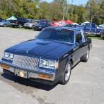 buick regal methanol car at beech bend