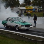 buick regal t-type burnout