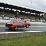 buick regal wheels up racing