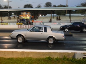 1987 buick turbo t at gs nationals