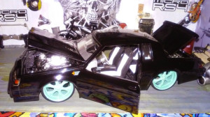 dub city buick with custom wheels