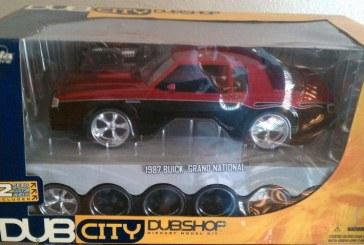 """Jada Dub City DubShop """"Tabasco"""" Car"""