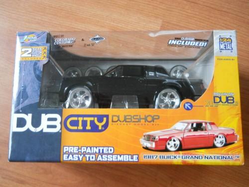 dubcity dubshop original buick error box