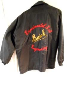 experimental lab buick engineering jacket