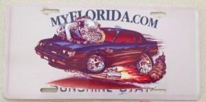 florida buick plate