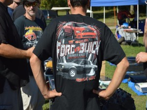 ford vs buick shirt