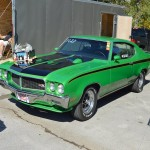 green buick gsx 1
