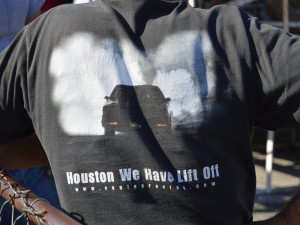 houston we have liftoff shirt