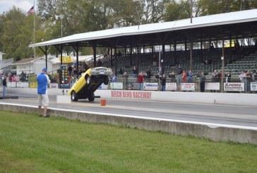 Jeff Wild's Crazy GS Wheelie Car!