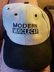 modern musclecar hat