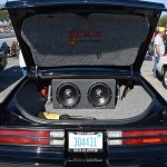 subwoofers in buick grand national