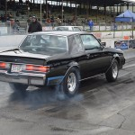 turbo buick burnout 1