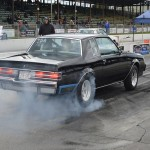 turbo buick burnout 2