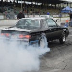 turbo buick burnout 4
