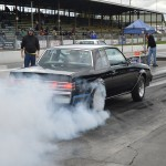 turbo buick burnout 6