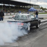 turbo buick burnout 8