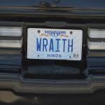 wraith plate