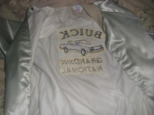 1987 buick grand national satin jacket 4