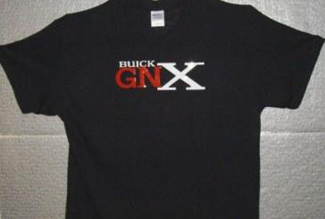 A Variety of Buick Logo Shirts