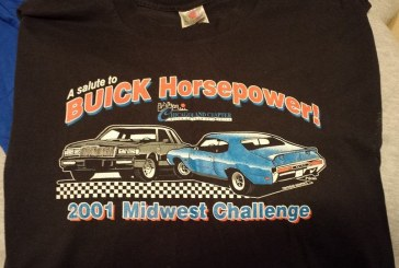 Buick Race Theme Shirt