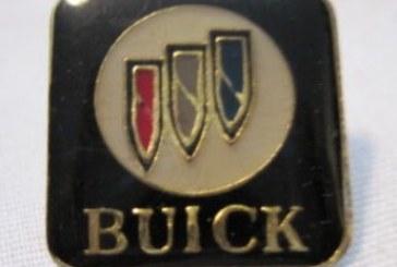 Buick Logo Pins
