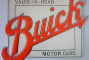 Retro Looking Buick Signs