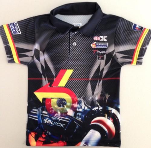 PR buick shirt front
