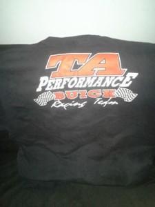 TA Performance buick shirt