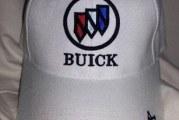 Buick Crest Caps