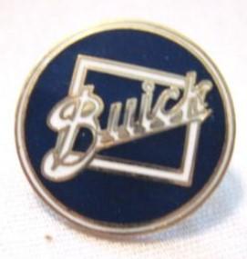 buick emblem hat pin