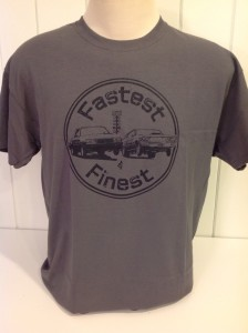 buick fastest and finest shirt