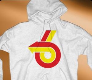 buick turbo v6 logo hoodie