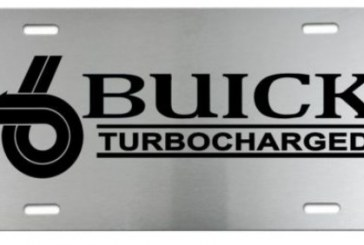 Turbo 6 License Plates