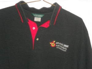 grand national polo style shirt