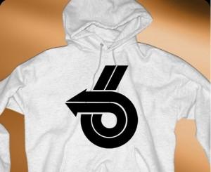 outline turbo 6 hoodie