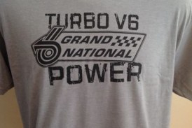 Turbo V6 Buick Shirt